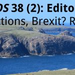 ECOS 38 (2): Editorial - Elections, Brexit? Relax...