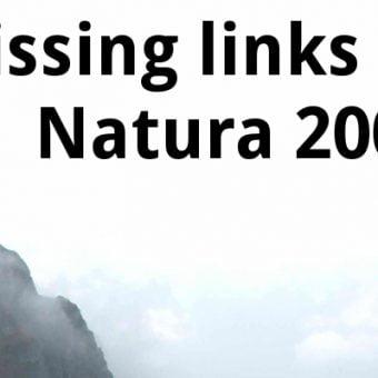 ECOS 38 (3): Missing links of Natura 2000