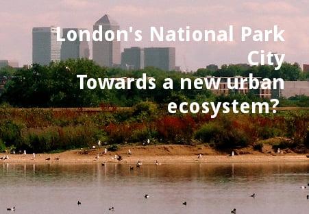 ECOS 38 (6): London's National Park City