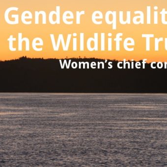 ECOS 38 (6): Gender equality in the Wildlife Trusts