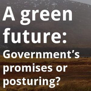 ECOS 39 (1): A Green Future