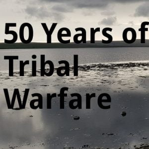 ECOS 39 (2): 50 Years of Tribal Warfare