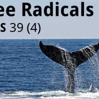 ECOS 39 (4): Editorial: Free radicals