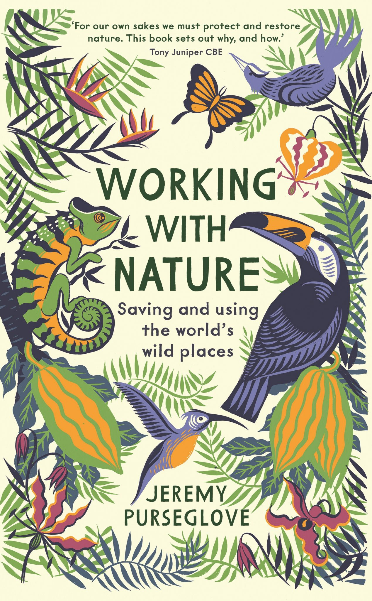 ECOS 40(3): Book Review: Working With Nature