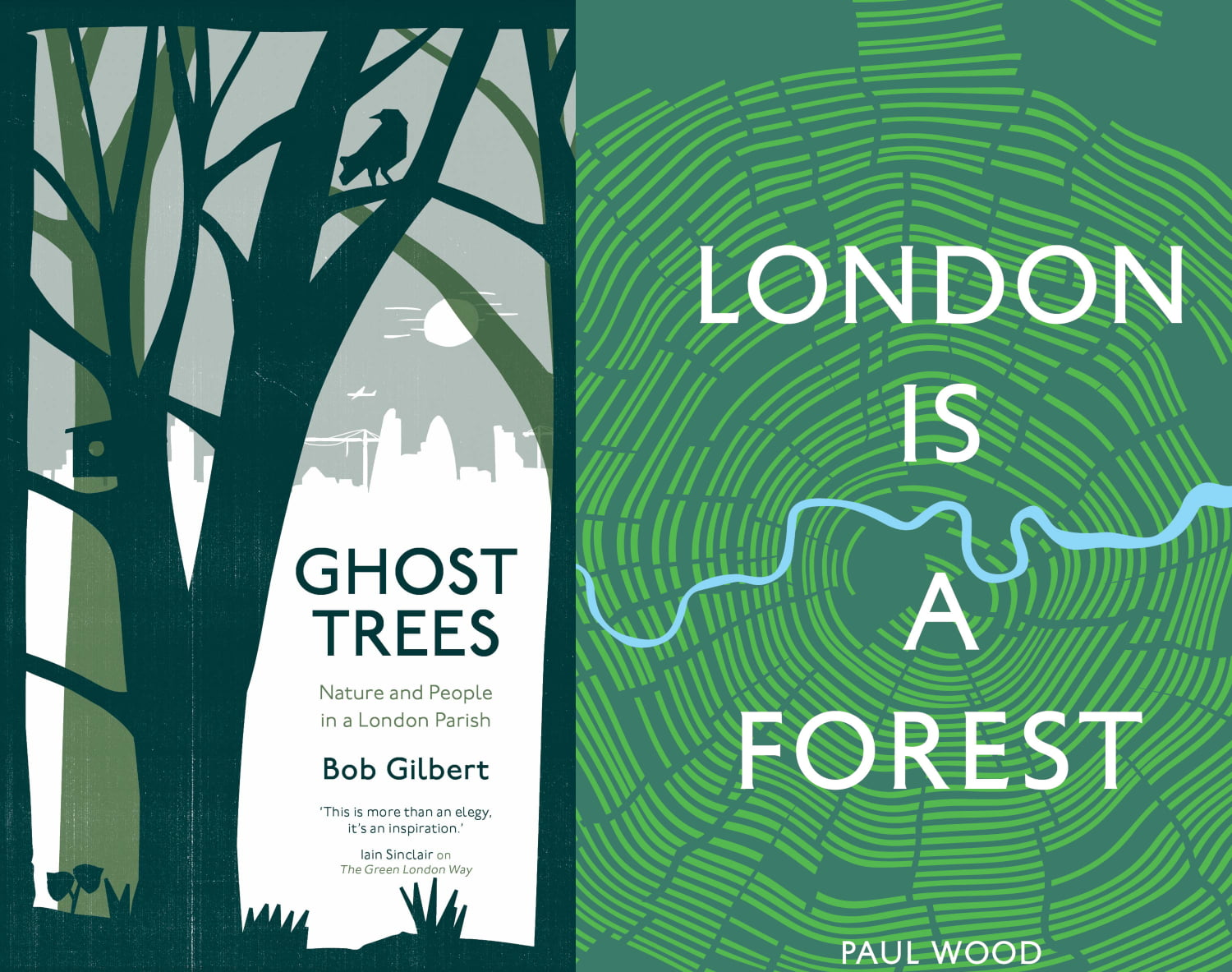 ECOS 40(5): Book Review: Ghost trees & London is a forest