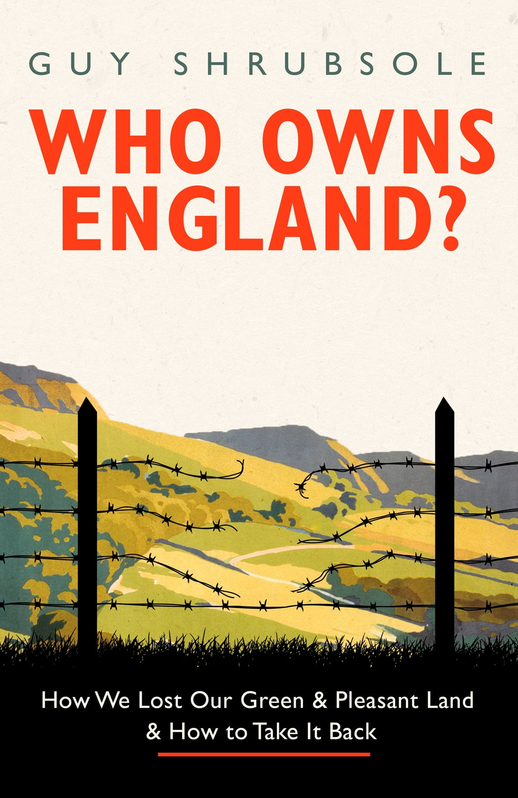ECOS 40(5): Book Review: Who owns England?