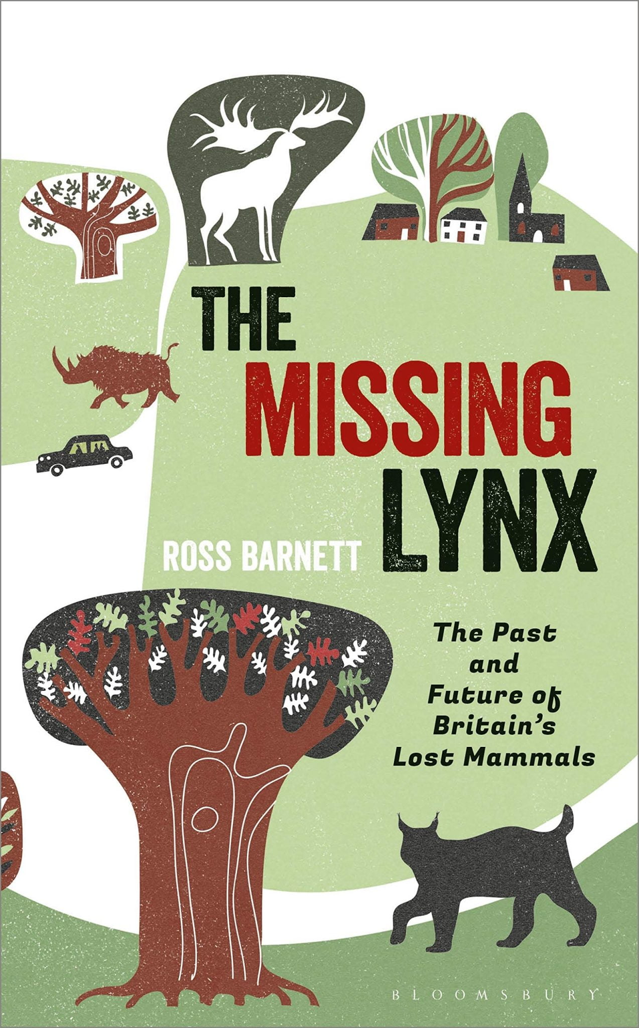 Book Review: The Missing Lynx