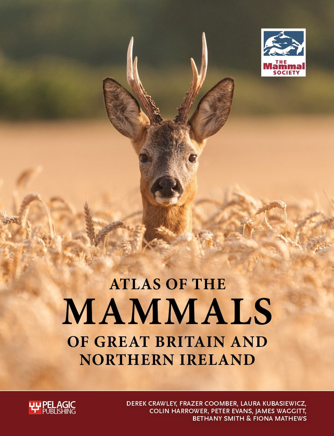 Book Review: Atlas of the Mammals of Great Britain and Northern Ireland